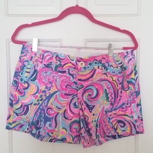 Lilly Pulitzer summer shorts
